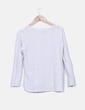 Pull gris terry H&M