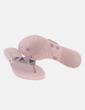 Sandalia rosa plana Ipanema