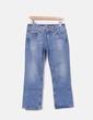 Jeans bleus droit Tommy Hilfiger
