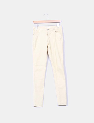 Pantalón elástico amarillo Setre