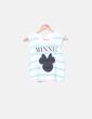 Camiseta de tirantes con print minie Primark