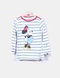 "Camiseta de rayas ""Minnie"" Disney"