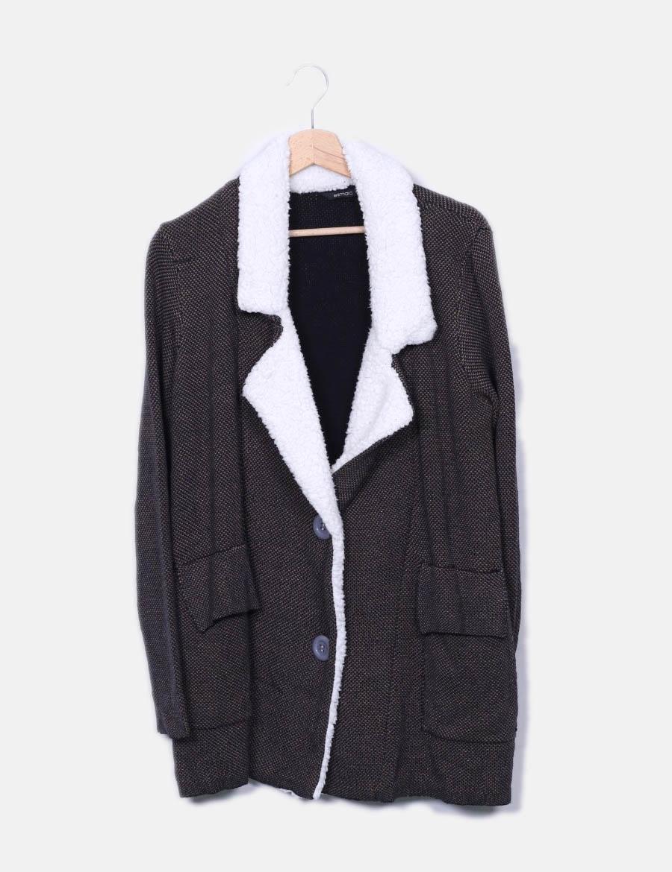 y Esmara online Chaqueta con Chaquetas Abrigos tricot borrego pExwOpT