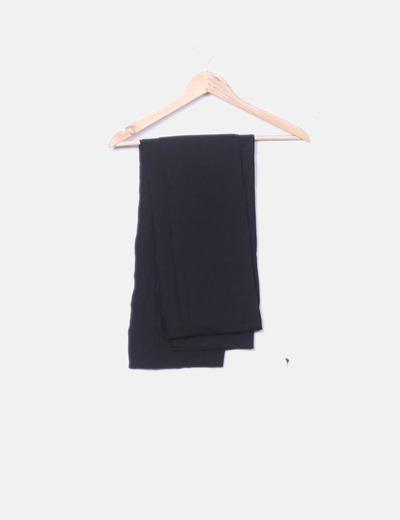 Maxi foulard negro