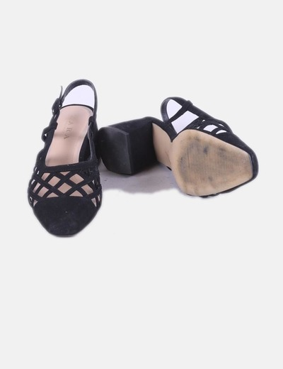 Zapato Zapato 71Micolet Negrodescuento Negrodescuento Zara Zara Destalonado Zara Zapato 71Micolet Destalonado 0Nvm8nw