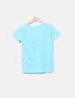 T-shirt bleu clair C&A