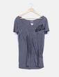 T-shirt gris imprimé G-Star Raw
