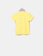 Camiseta amarilla estampada NoName