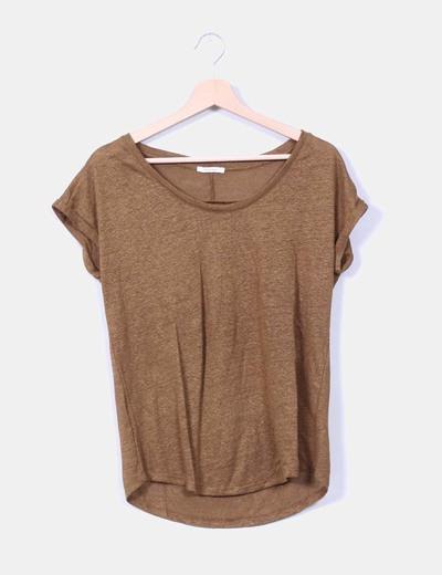 Camiseta punto Promod