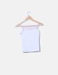 Camiseta blanca de licra NoName