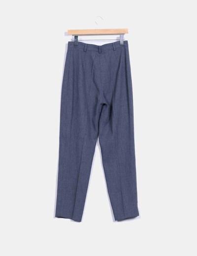 Pantalon de vestir gris