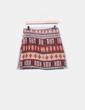 Minifalda estampado étnico lm
