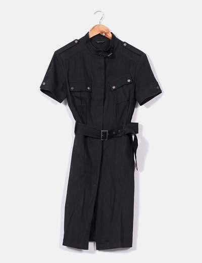 Vestido negro Belstaff Belstaff
