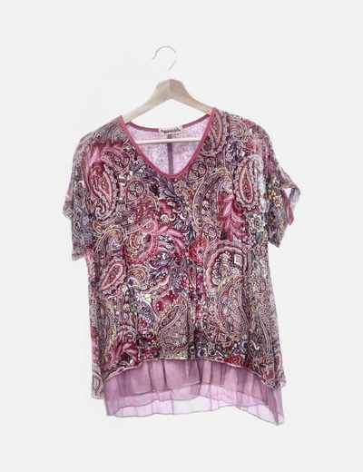 Blusa Rossan