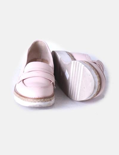 a5ccaadf9ca Stradivarius Zapato rosa palo con plataforma (descuento 77%) - Micolet