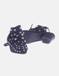 Zapato de tacón con tachas Mulanka