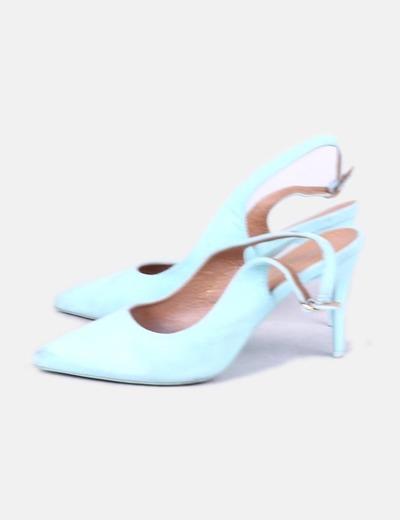 Zapato azul claro NoName