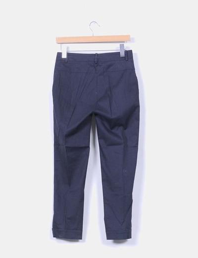 Pantalon azul marino