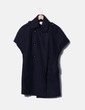 Veste bleu marine sans manches Easy Wear