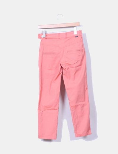Pantalon corte recto
