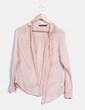 Blusa color nude Zara