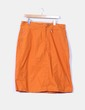 Falda midi naranja Wildroses