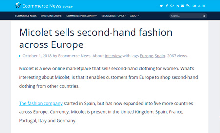 Review ecommerce news