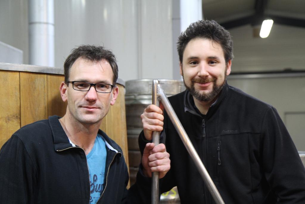 Yves et Jacques Brasserie Bos.JPG
