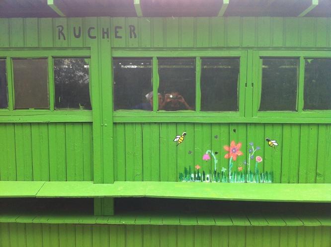 Rucher Maison de Niederschaeffolsheim