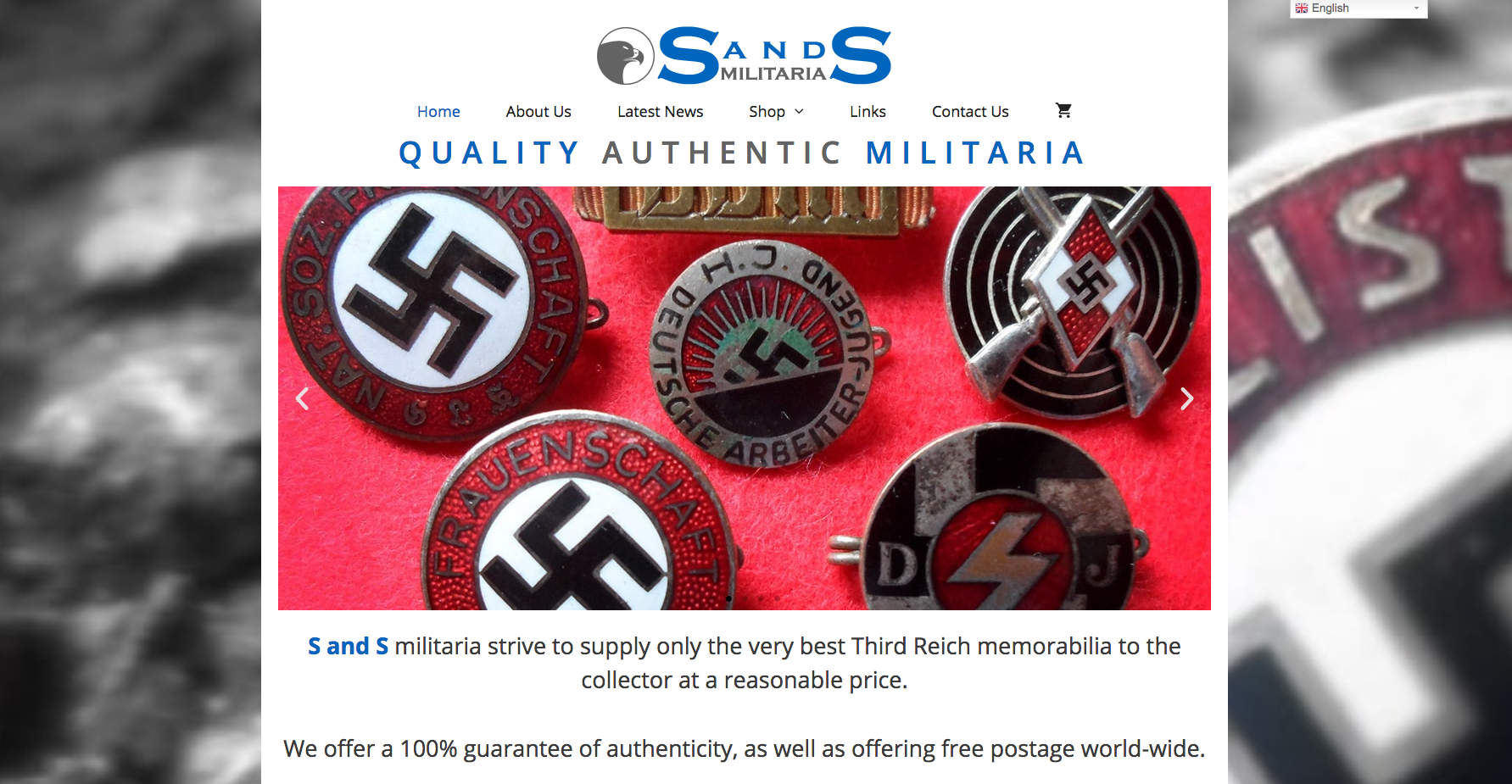 S and S Militaria