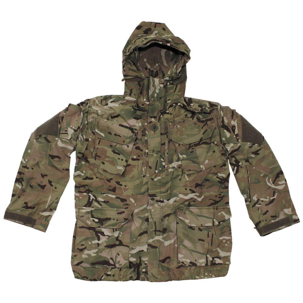 Genuine British Army Surplus MTP Windproof Smock Combat Jacket SIZES!