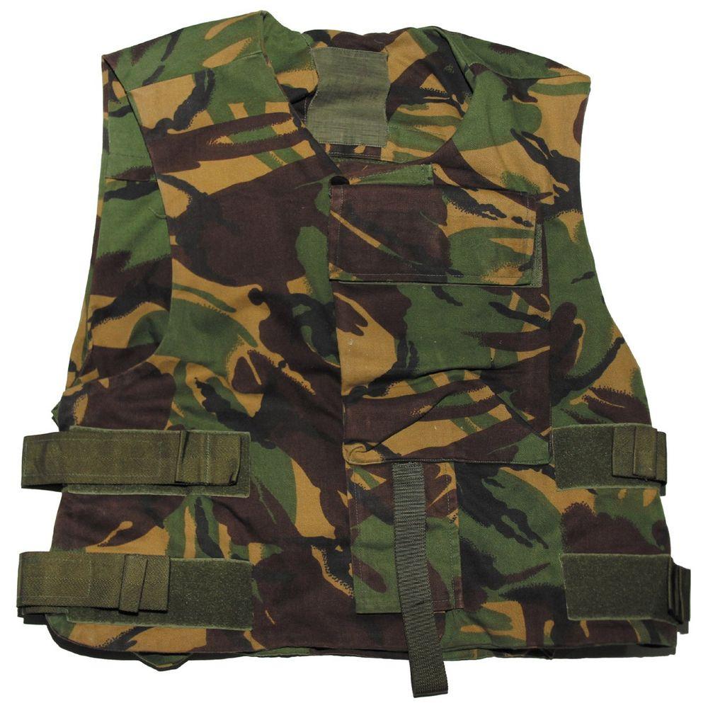 c9eb4e6a457c3 British Army Issue Kevlar DPM Camo Vest Cover