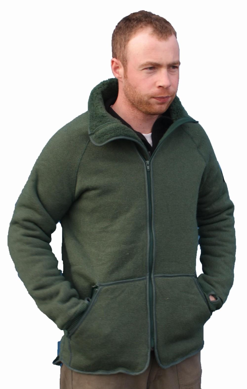 dutch army 39 helly hansen 39 fleece jacket. Black Bedroom Furniture Sets. Home Design Ideas