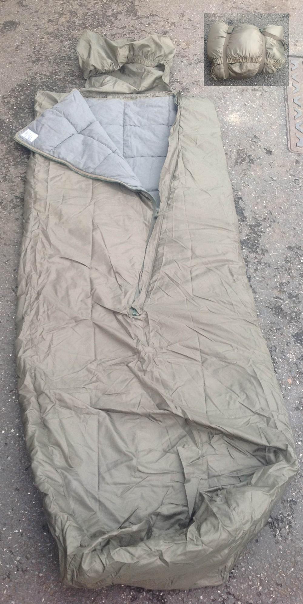 MILITARY SURPLUS French Army Sleeping Bag