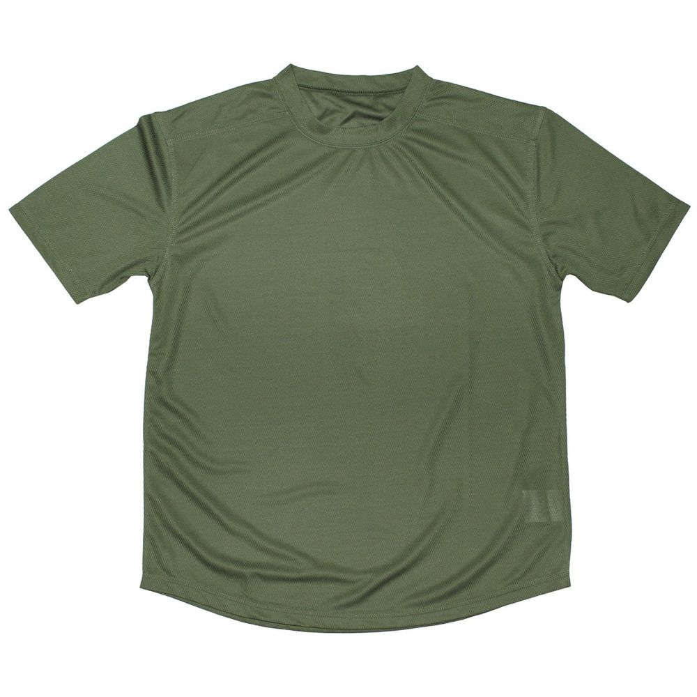 c65d0f9e British Army Olive Cool wicking T Shirt