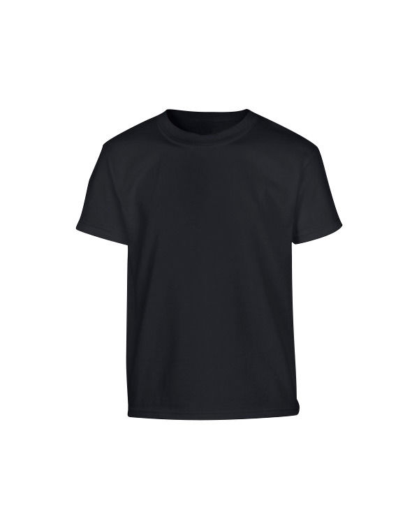 Plain Black T Shirt 93afc5a7015