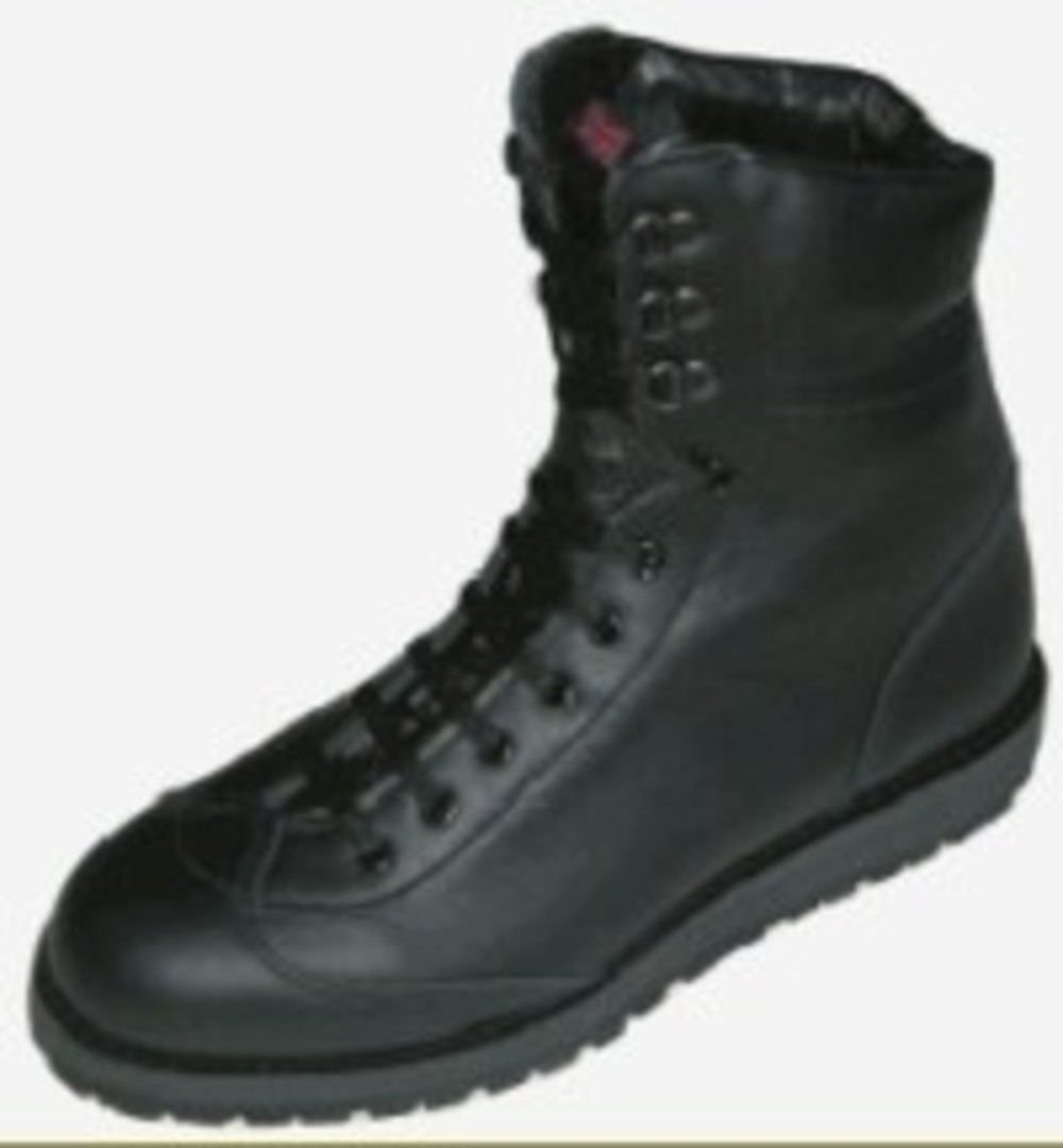rig police boots