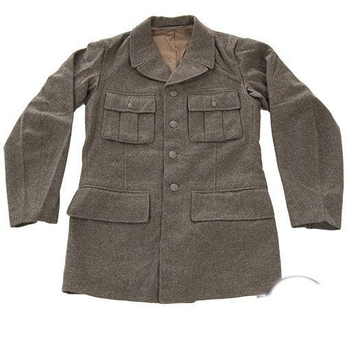 Swedish 6pkt Wool Tunic Jacket M39
