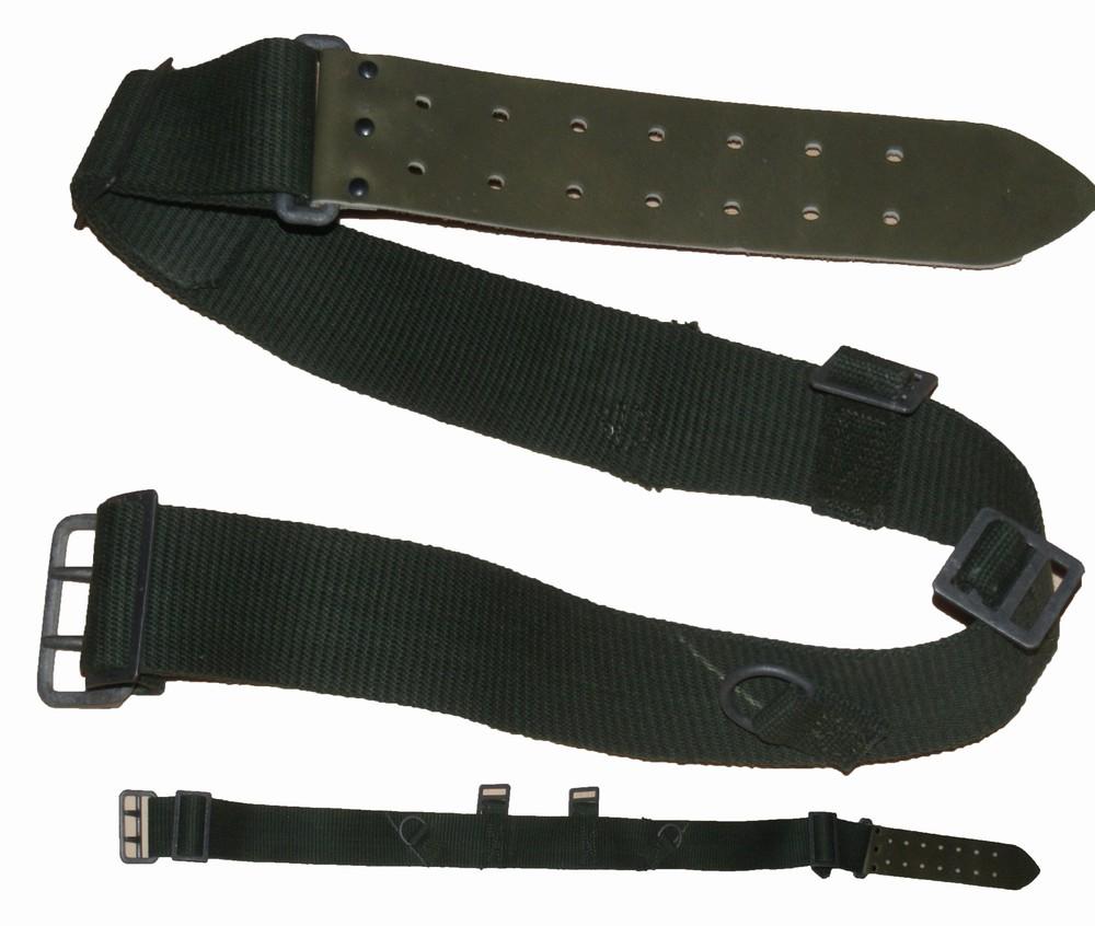 Swedish Army webbing Belt
