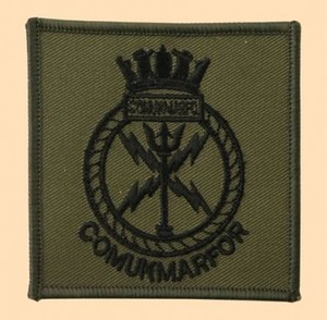 Comukmarfor Subdued Badge