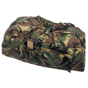 Dutch Army DPM Camo Deployment Bag