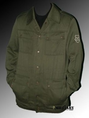 Hungarian Field Jacket