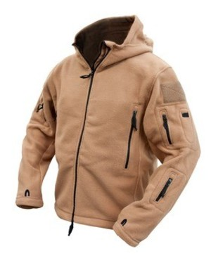 Recon Tactical Hoodie - Coyote