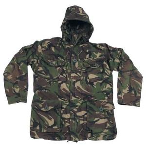 Windproof DPM Smock British Army Combat Jacket SAS