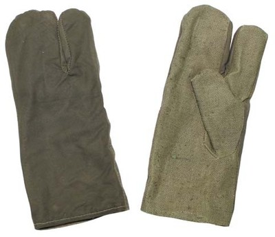 Czech army Mitts