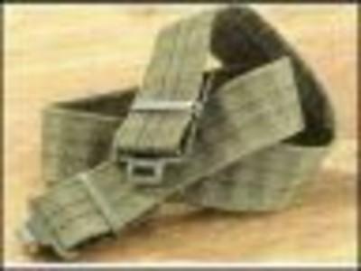 UTV Green Combat Belt