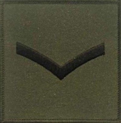 Lance Corporal Jumper Patch
