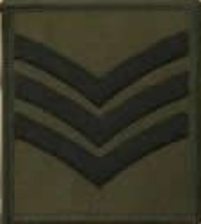 Sergeant Jumper Patch
