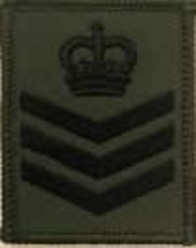 Colour / Sergeant Jumper Patch