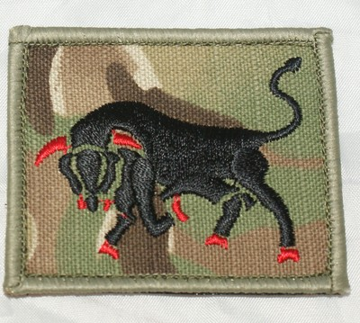 11 Light Brigade TRF Velcro Patch Multicam®